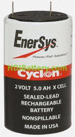 Bateria Cyclon 2 Voltios 5 Amperios 0800-0004